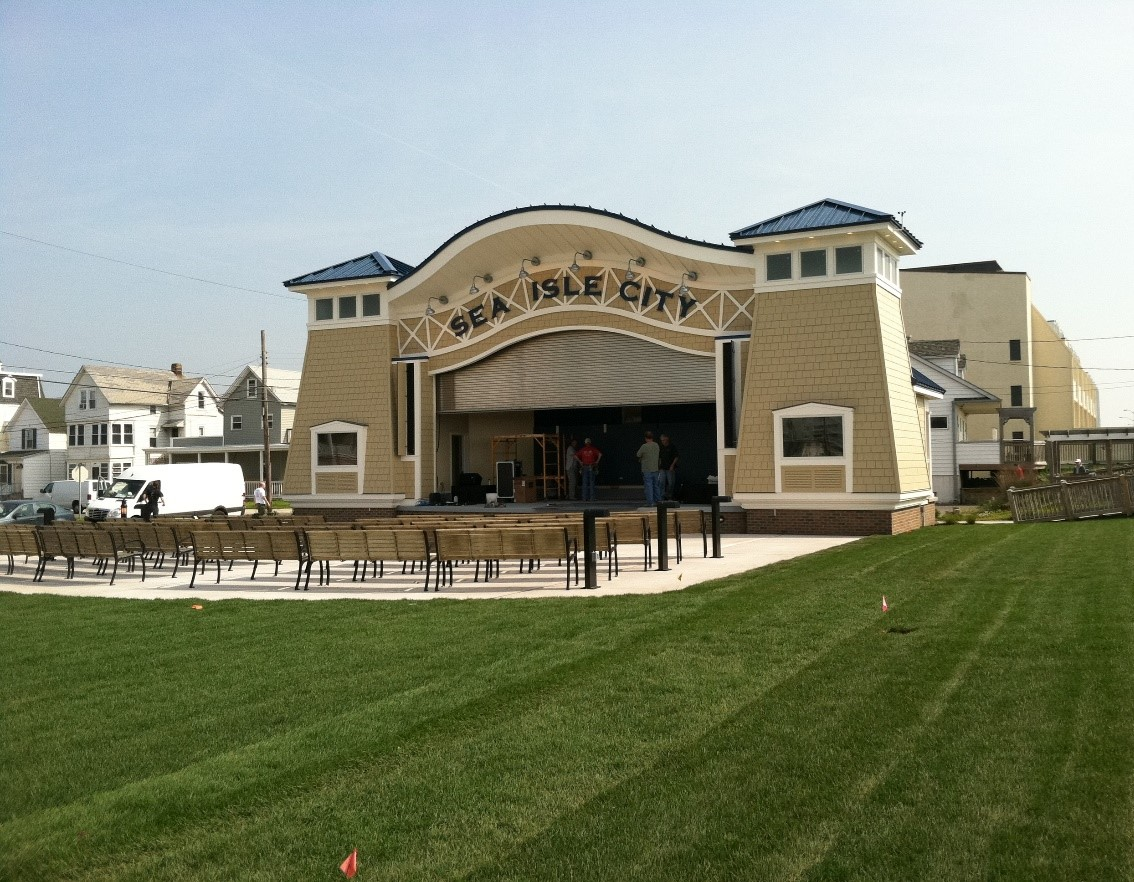 Sea Isle City Band Shell and Pavilion